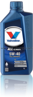 5W-40 VALVOLINE ALL CLIMATE 1L